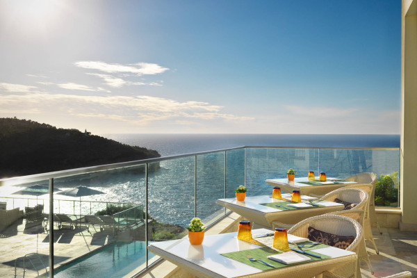 Jumeirah Port Soller Hotel & Spa - Es Fanals Restaurant Terrace