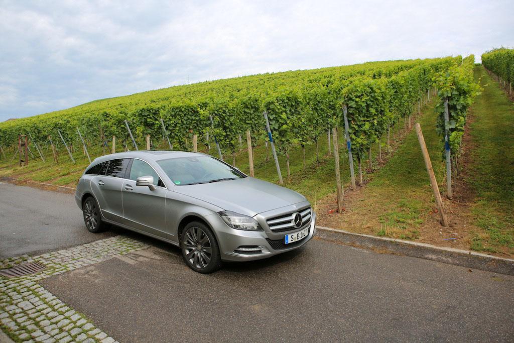 FYLE Mercedes Benz CLS 250 CDI
