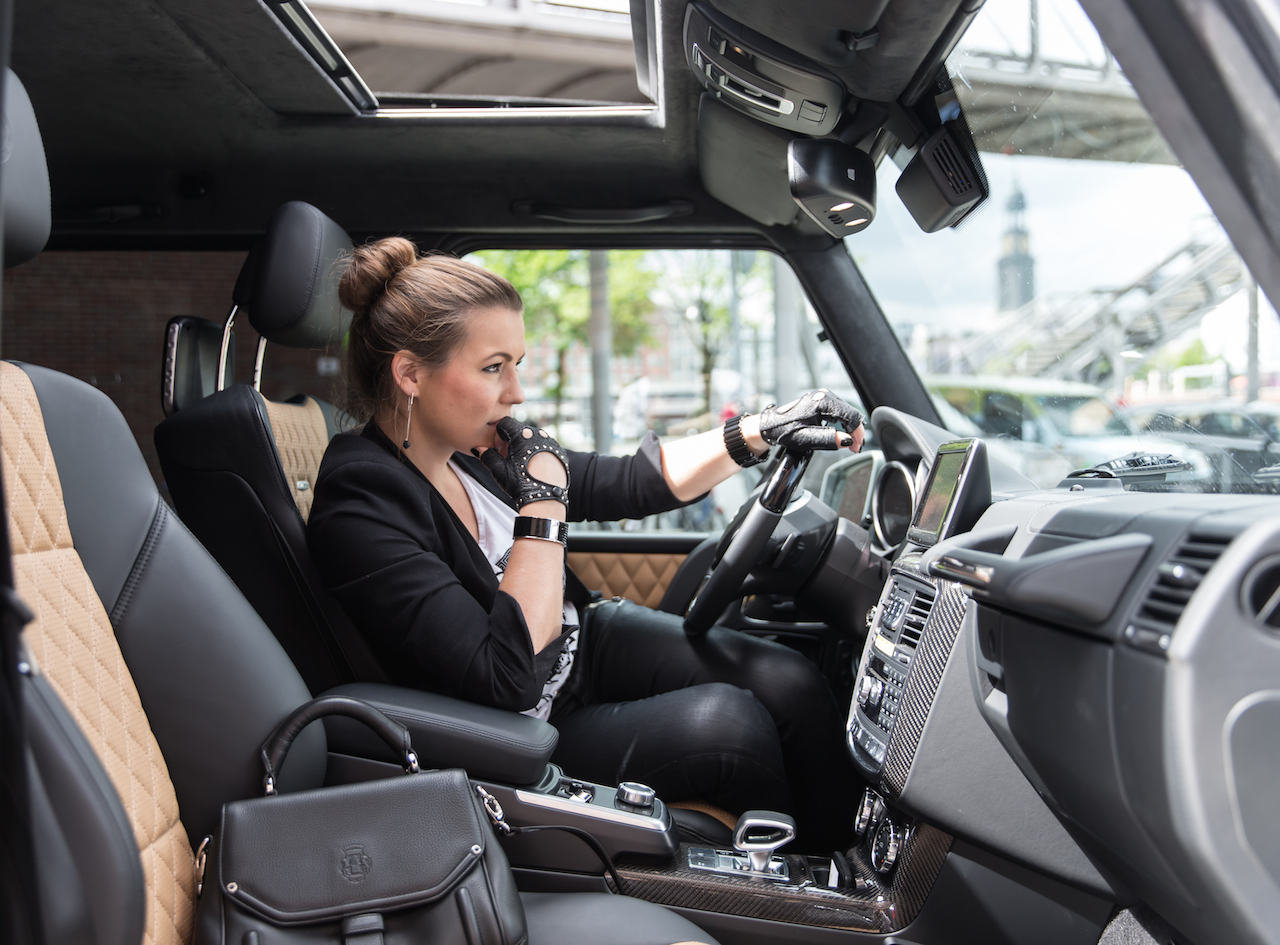 FYLE Mercedes Benz G65 AMG