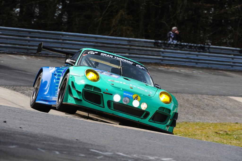 24 Stunden Nürburgring 2015, Qualifikationsrennen, Nürburgring-Nordschleife Foto: Gruppe C GmbH