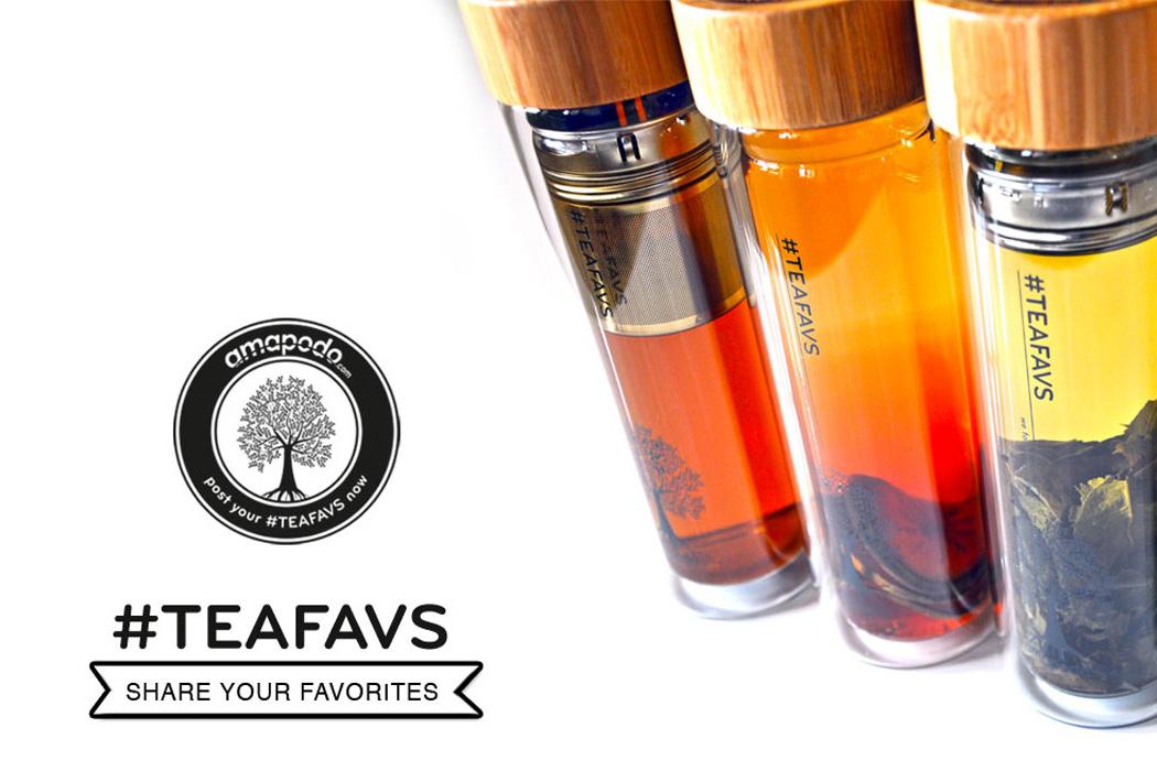FYLE #Teafavs Teebereiter amapodo