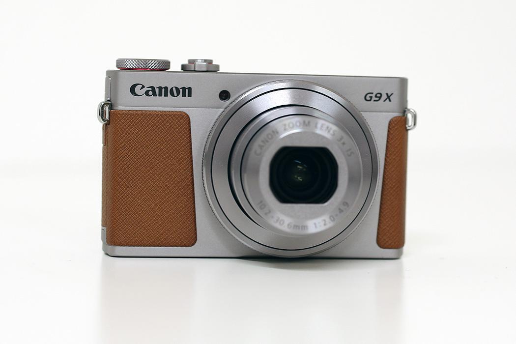 FYLE-Canon-G9 X-Vorderansicht