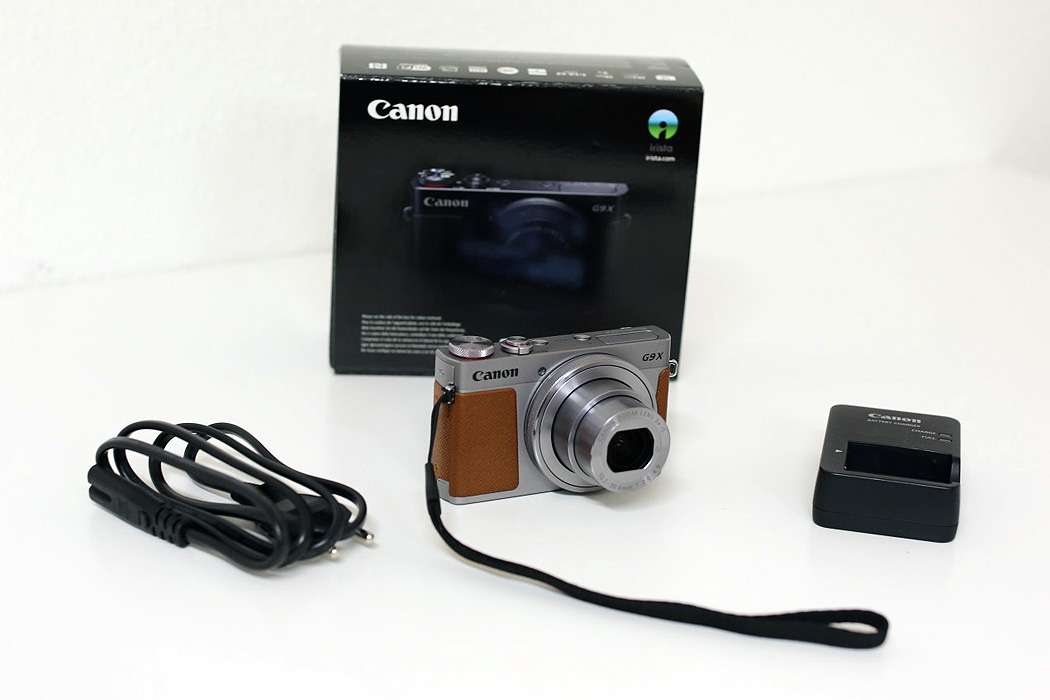FYLE Canon PowerShot G9 X Zubehör