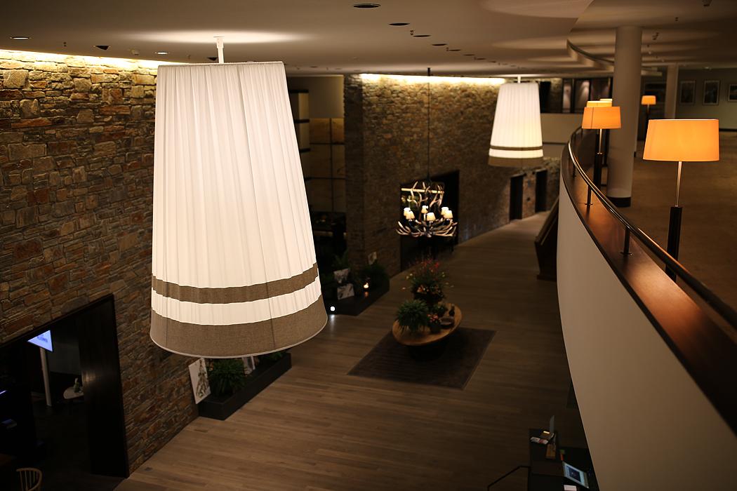 FYLE Kempinski Lobby
