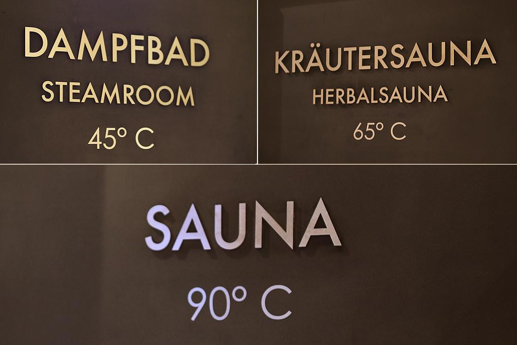 FYLE Kempinski Saunen