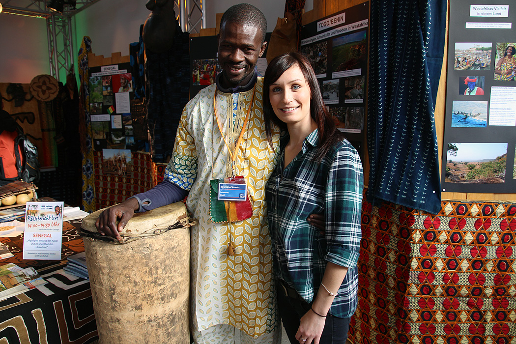 FYLE Reisemesse Dresden Afrika