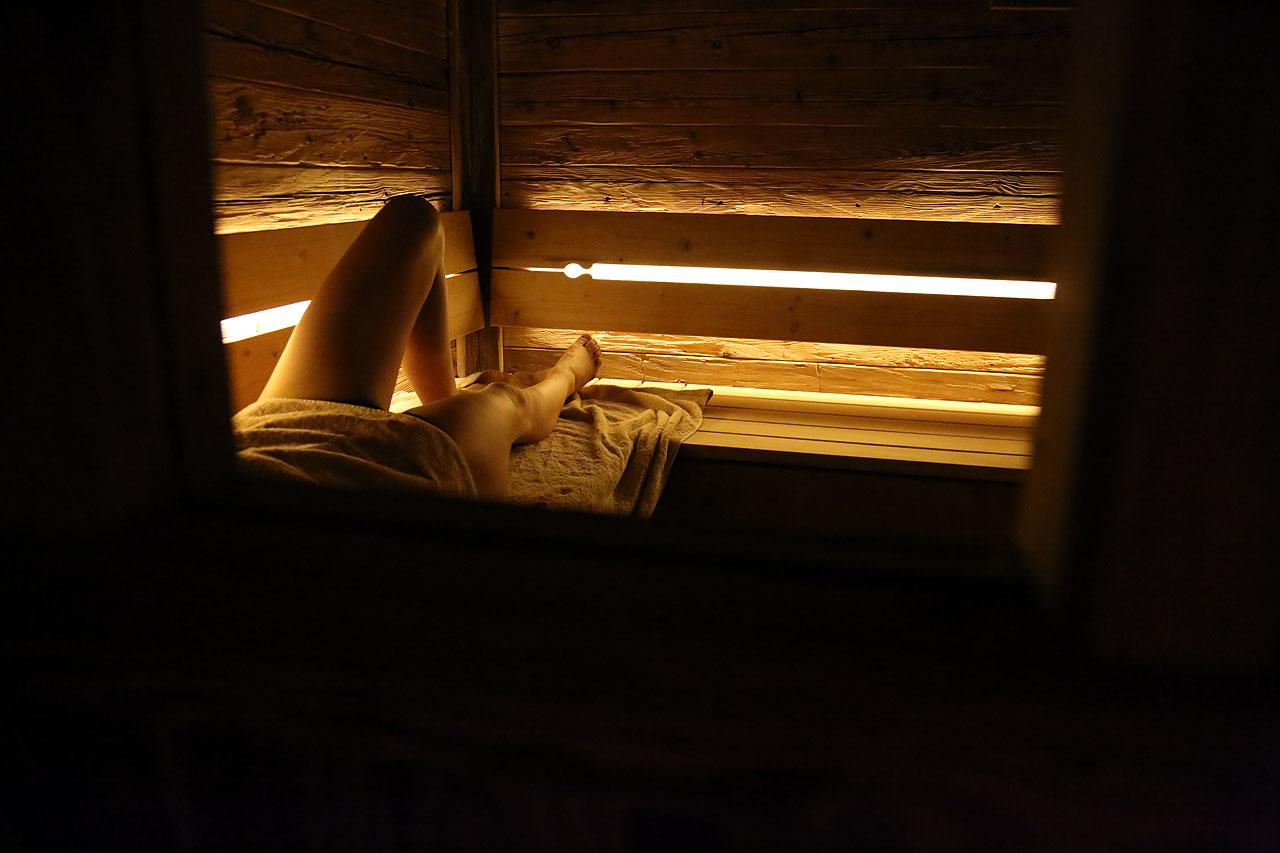 FYLE sDörfle Sauna