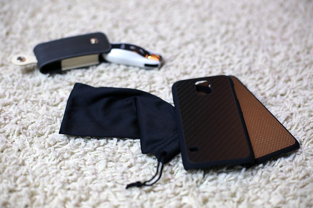 FYLE Carbon Samsung Cover