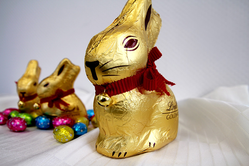 FYLE Lindt Hase gross klein