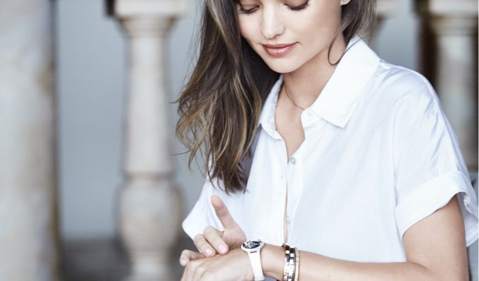FYLE Swarovski Activity Tracking Jewelry