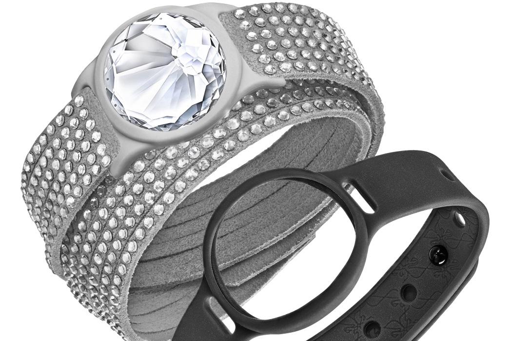 smarter allrounder swarovski activity tracking jewelry. Black Bedroom Furniture Sets. Home Design Ideas