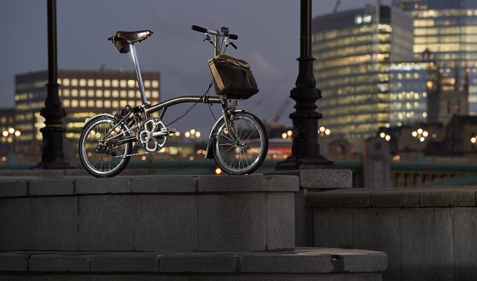 FYLE Brompton Bike