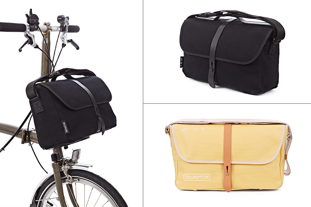 FYLE Brompton Shoulder Bag