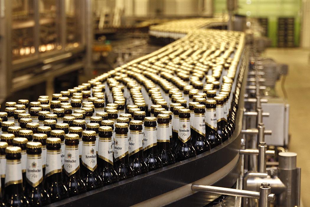 FYLE Krombacher Bierflaschen 2