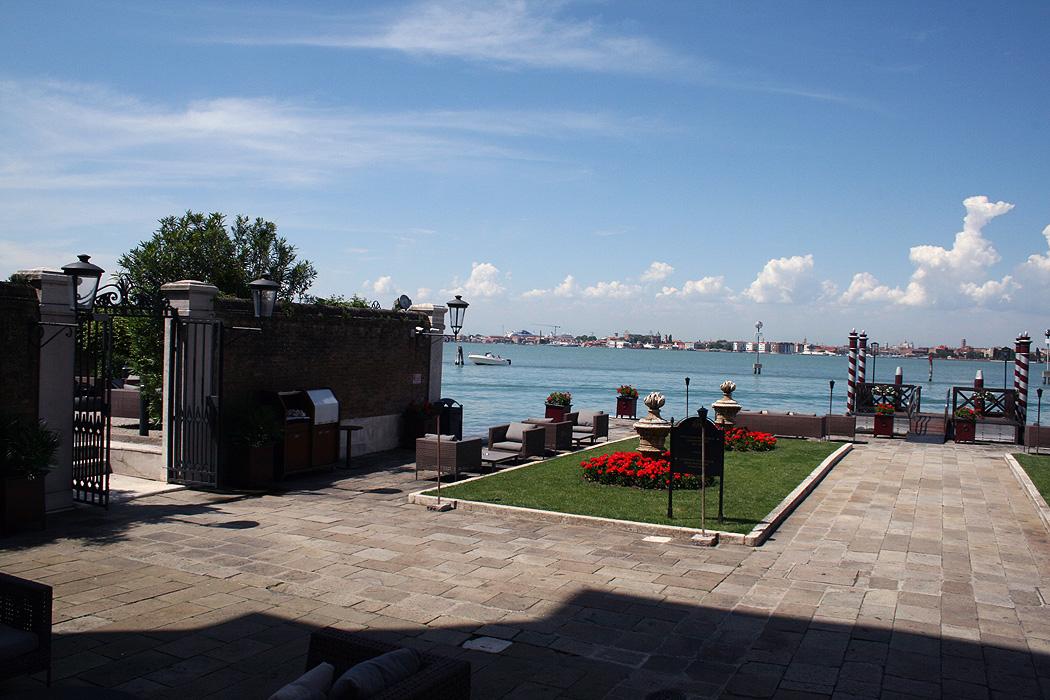 FYLE Kempinski Venedig Ausblick