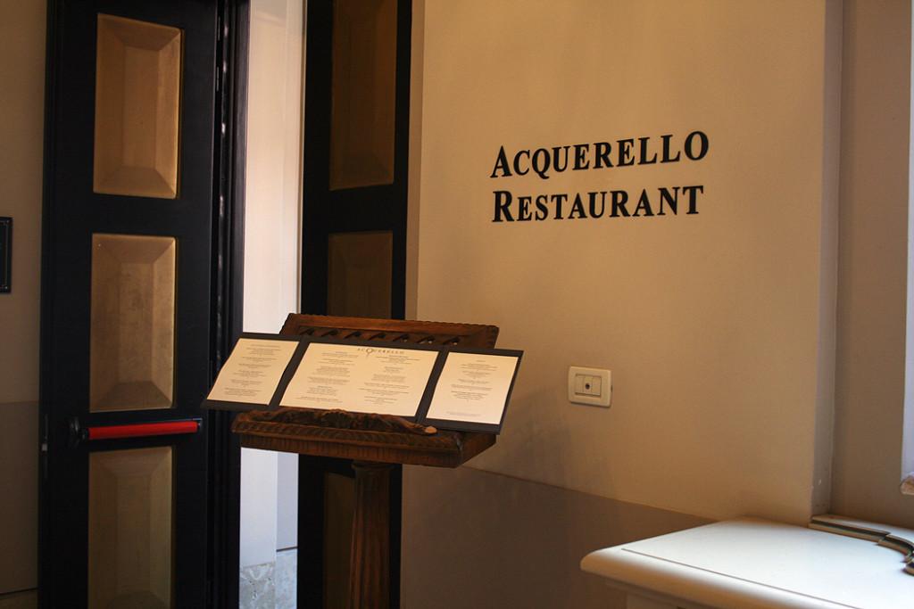 FYLE Kempinski Venedig Restaurant