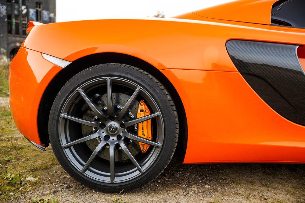 FYLE McLaren 650S Spider Bremssattel