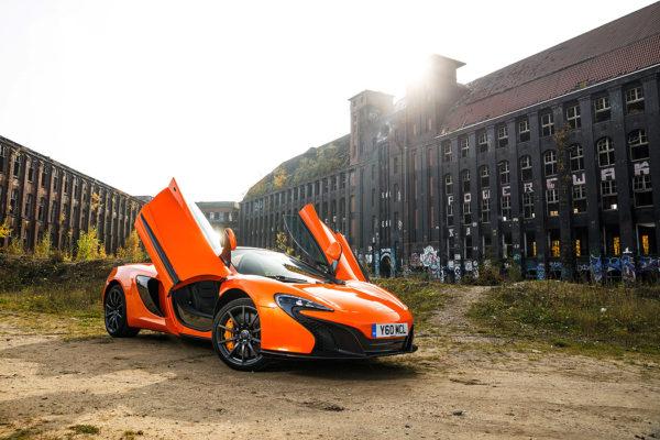 FYLE McLaren 650S Spider