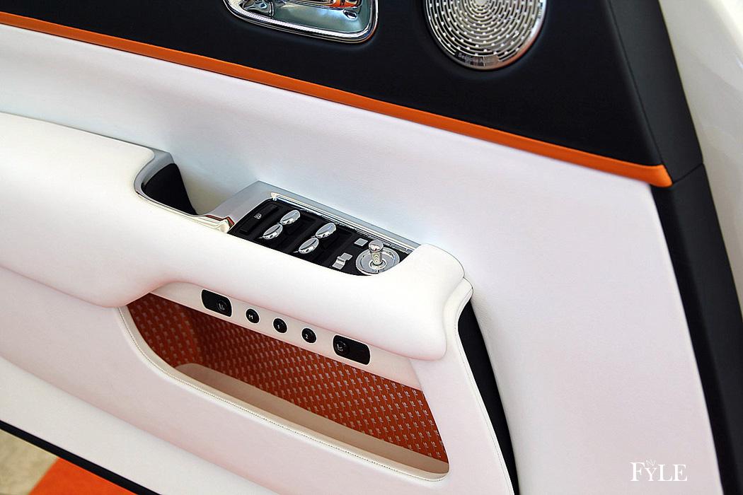 FYLE Rolls-Royce Dawn Gesamtdesign