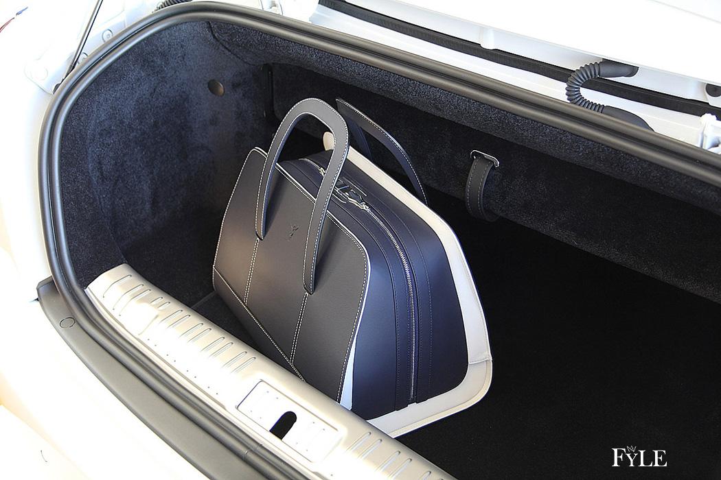 FYLE Rolls-Royce Dawn Reiseequipment Zubehör Portfolio
