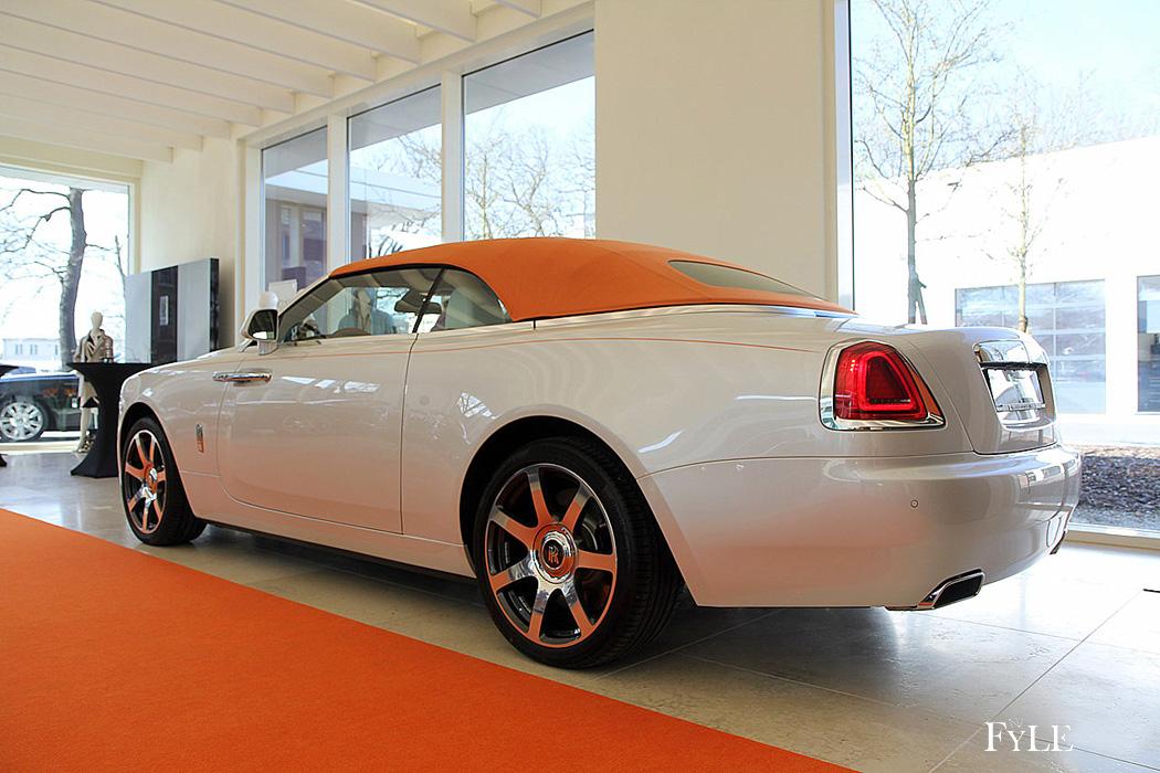 FYLE Rolls-Royce Dawn Verdeck Karosserie