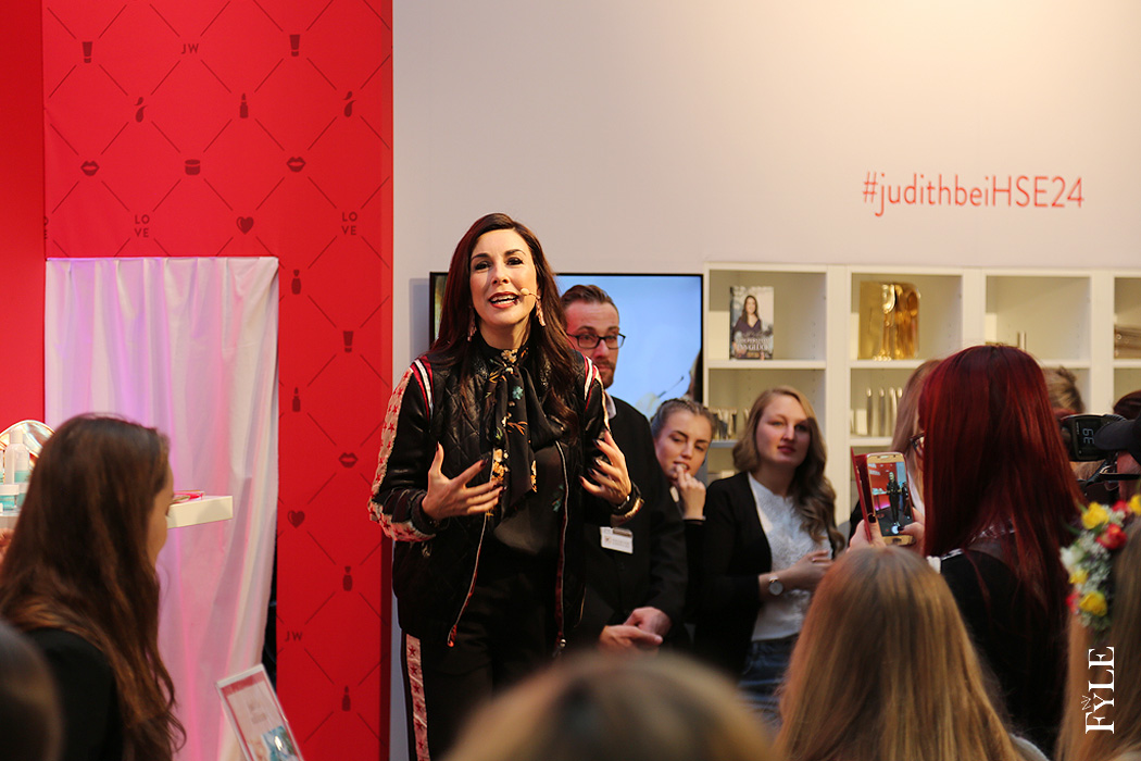 FYLE Glow by dm Berlin Judith Williams Talk Beautytipps