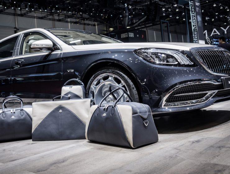 Mercedes-Maybach Taschen