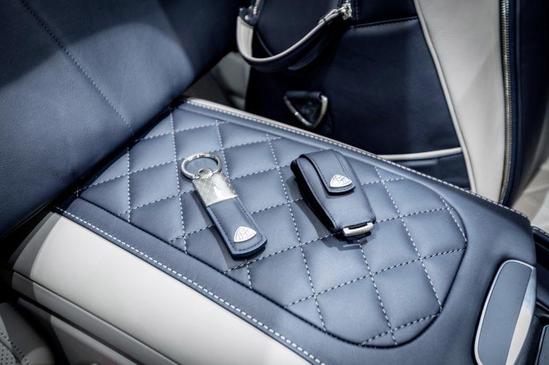 Mercedes-Maybach Schlüsselanhänger