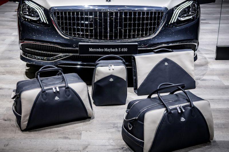Mercedes-Maybach Tasche