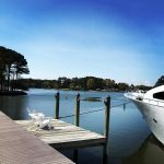 #placestovisit #relaxing #holiday #vacation #visitvirginia #visitvirginiabeach #yachting #yachtinglifestyle #4yourlifestyle #boattrip #instatravel
