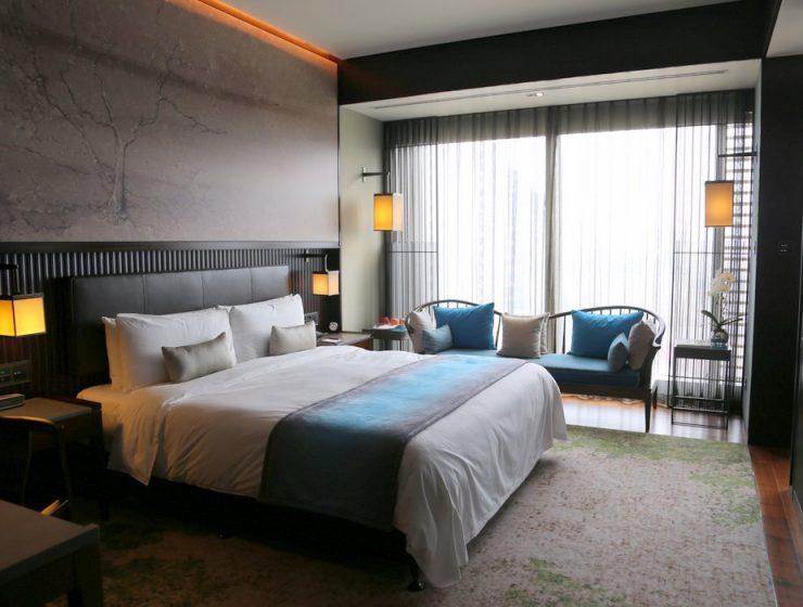 Nuo Hotel Beijing Zimmer