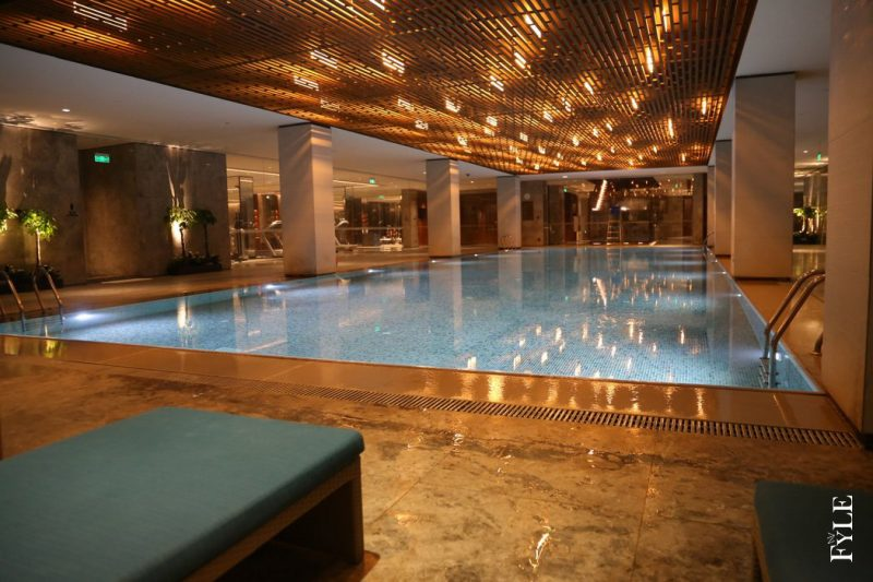 Nuo Hotel Beijing Spa