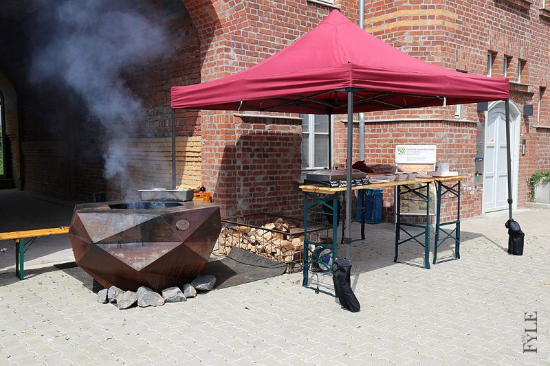 Summer Test Drive Leipzig 2018 Barbecue