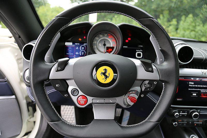 Ferrari Portofino Steuer