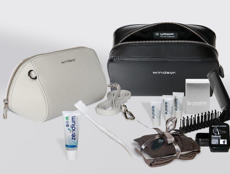 Lufthansa Amenity Kit