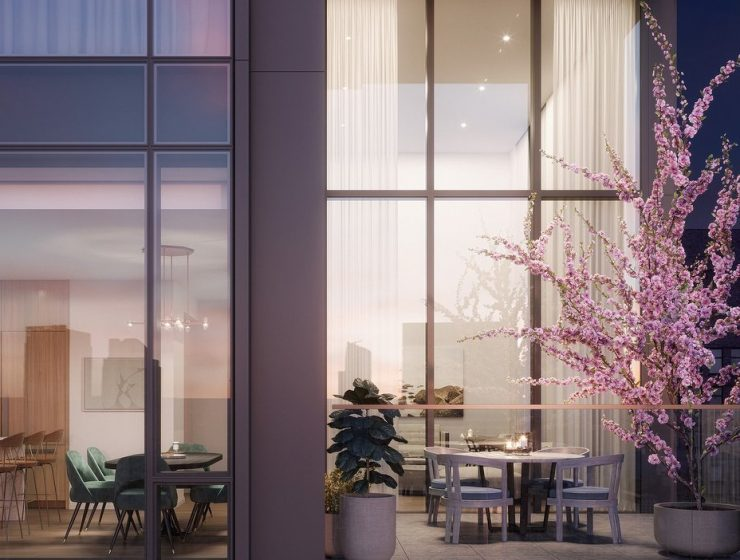 Loggia im 277 Fifth Avenue