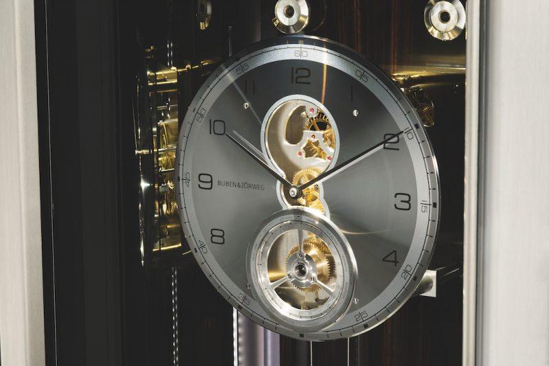 Buben und Zoerweg Uhr