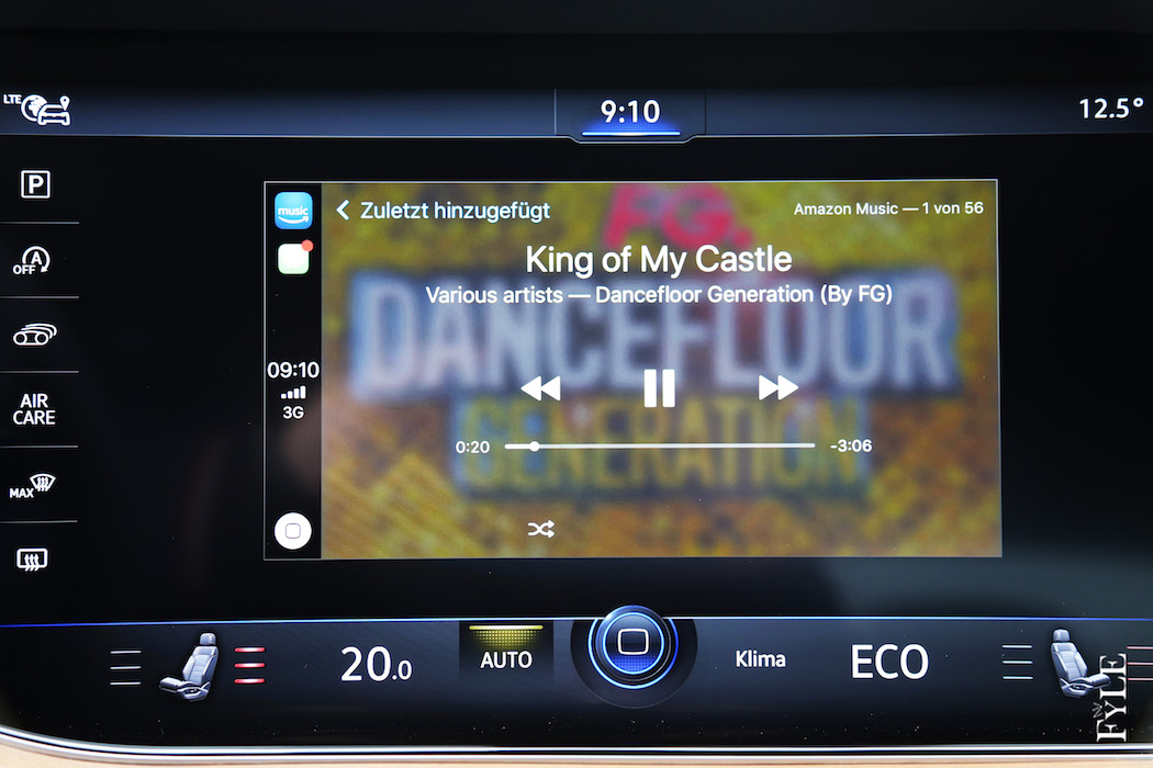 Dynaudio Apple Carplay