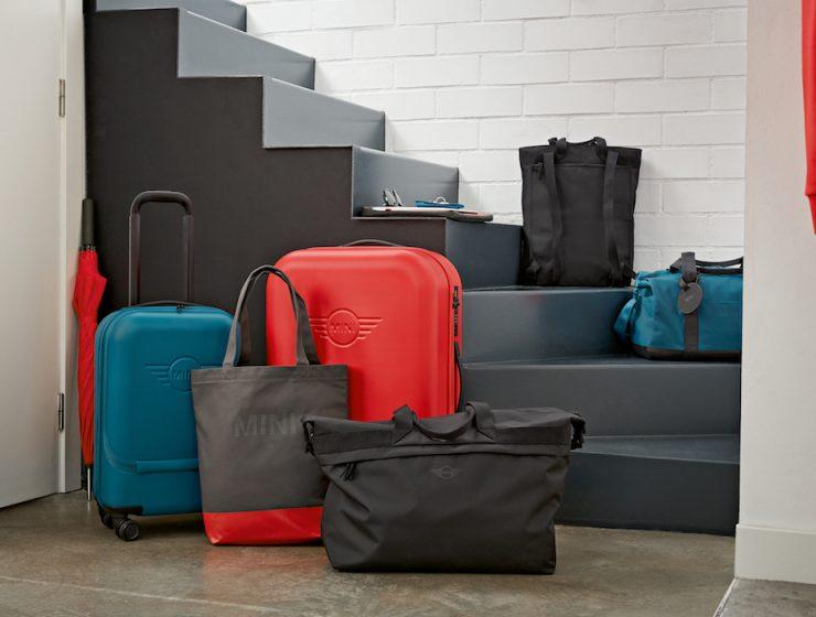 MINI Lifestyle Kollektion Travel Koffer