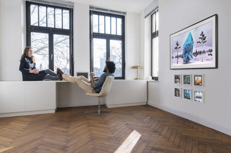 The Frame Wohnzimmer