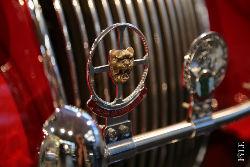 Arthur bechtel jaguar Classic Car