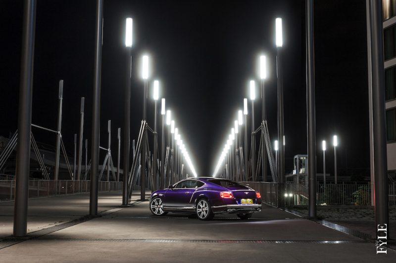 Bentley Continental GT V8 S Foto