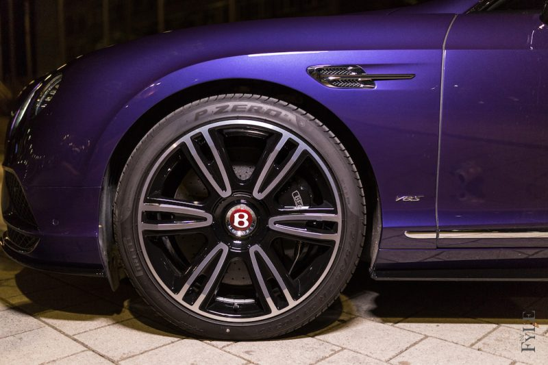 Bentley Continental GT V8 S rad