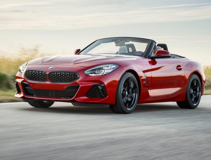 BMW Z4 neue generation