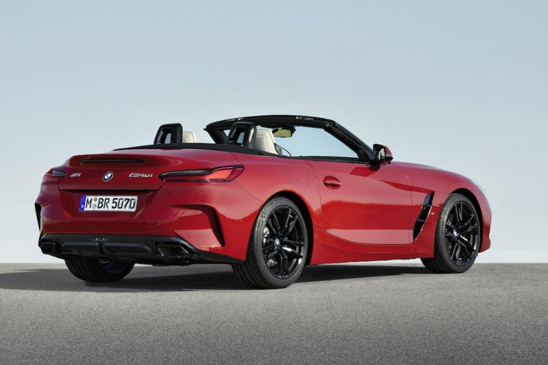 BMW Z4 neuer Roadster