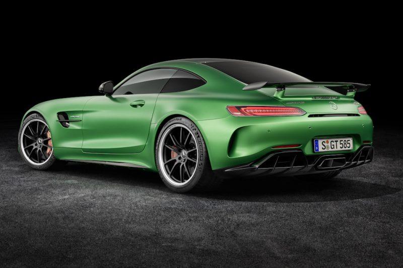 Mercedes-AMG GT R Heck