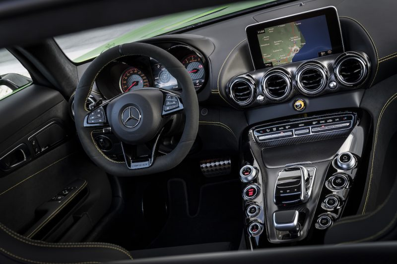 Mercedes-AMG GT R Lenkrad