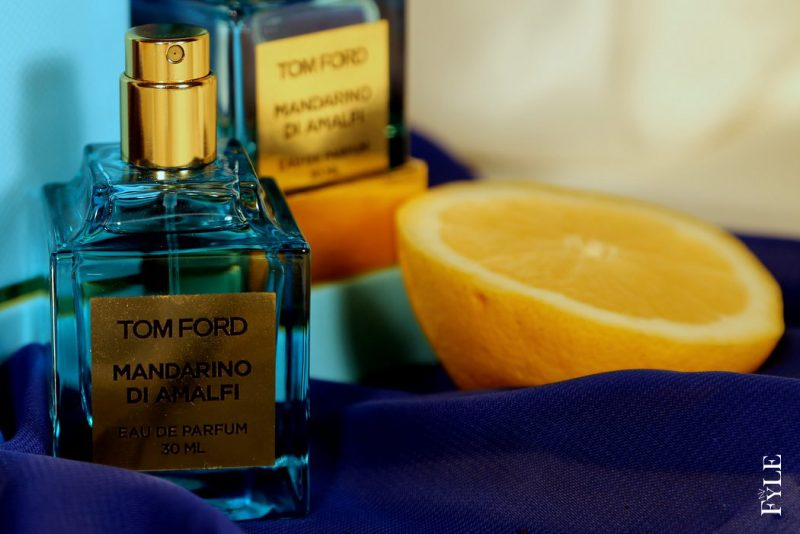 Tom Ford parfum mandarino di amalfi sommerduft