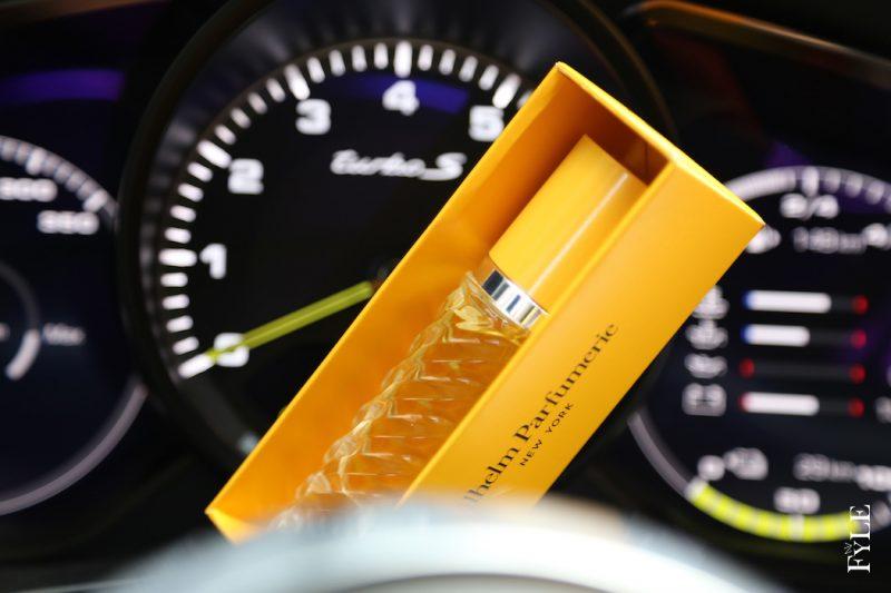 Vilhelm parfumerie porsche panamera turbo parfum