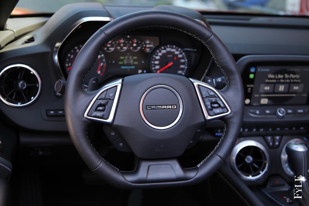 Chevrolet Camaro Lenkrad